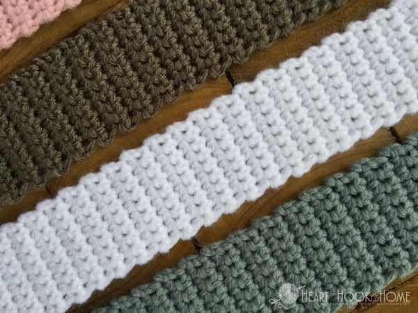 If you struggle with making your edges look more even, this photo tutorial will show you where the stop and starts are in a row so you can have good and straight edges on both sides of your crochet project. There are many books you can purchase from native book stores to teach yourself how to …