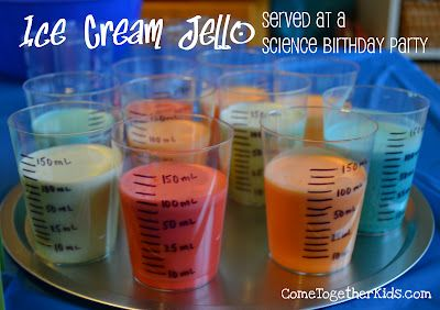 10 Jello Science Experiments - The Chaos and the Clutter