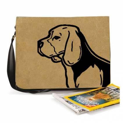 BaumwolltaschenBaumwoll-Tasche: Beagle 4