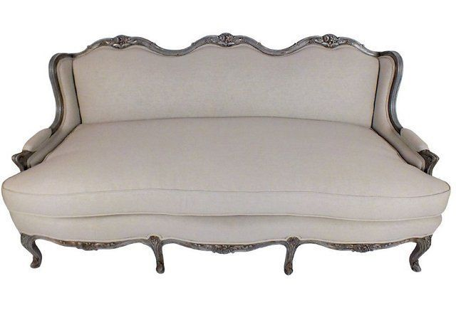 1930s  French  Sofa