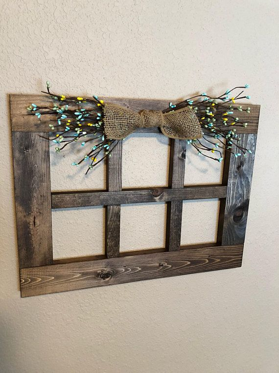 Pin By Pine Terrace Treasures On Pine Terrace Treasures Home Decor Faux Window Window Frame Picture Fake Window