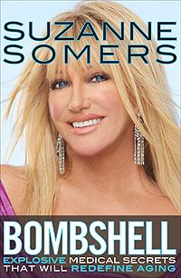 Suzanne Somers drops a bombshell on aging