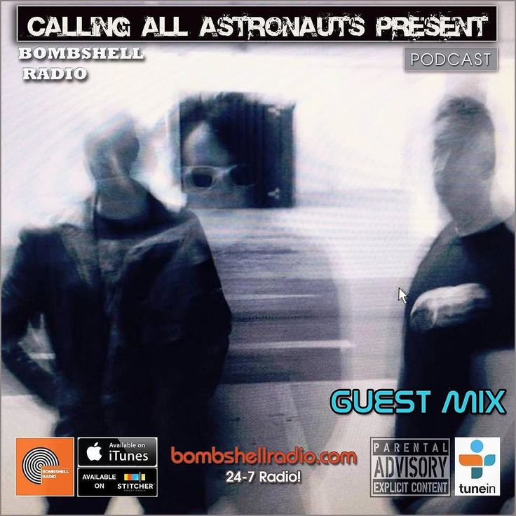 Today 11am-1pm EST 4pm-6pm BST Calling All Astronauts on Bombshell Radio Replay  Guest Mix Join Us!  bombshellradio.com  This week we have a great Bombshell Radio Guest Mix from Calling All Astronauts!  bombshellradio.com http://ift.tt/2nPUWyw Calling All Astronauts are a London based politically charged three-piece their ability to mix electro rock post-punk and even dubstep into their sound has quickly found them established in the alternative underground. Featuring…