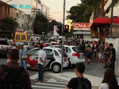 13/02/15 - 1ª Blitz da Força Tarefa em Santos