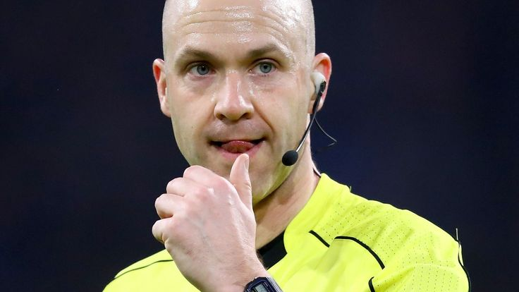 Anthony Taylor should not referee FA Cup Final