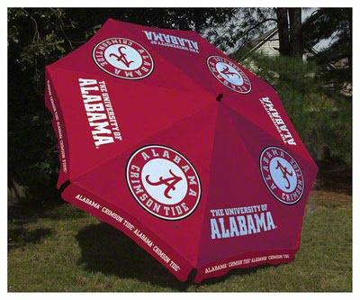 Alabama Crimson Tide Patio Umbrella