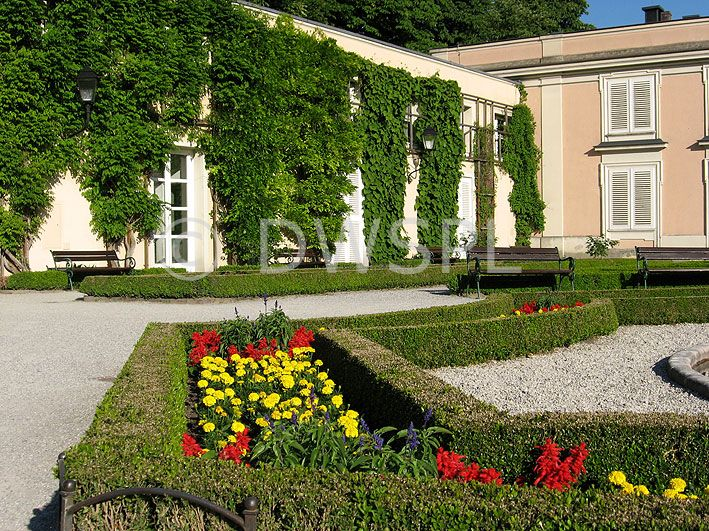 Great Garden of Mirabell Palace