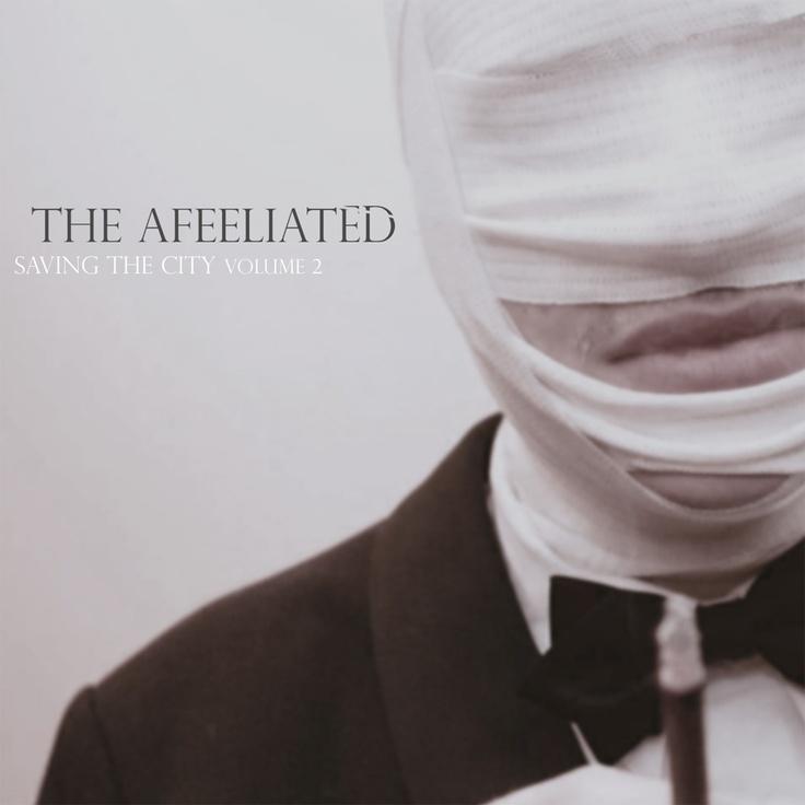 The Afeeliated, Album Cover
