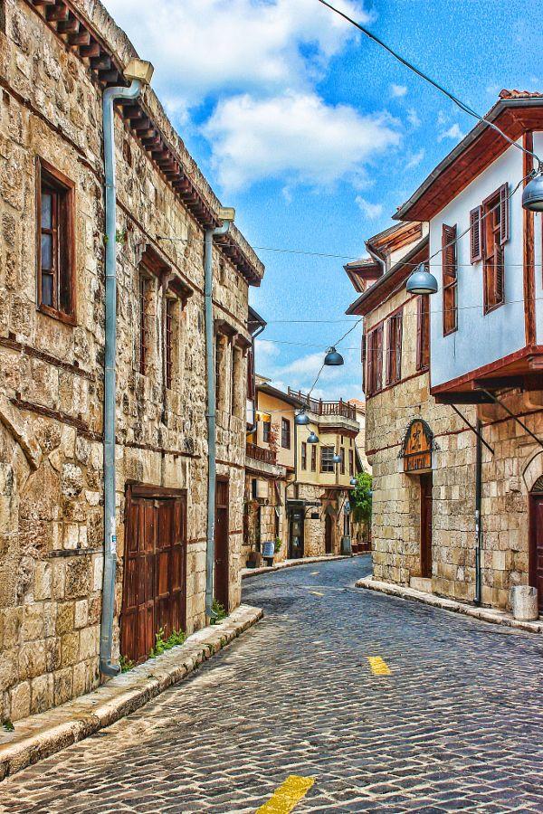 Tarsus houses, Mersin - TURKEY by Onur SOYYİĞİT.
