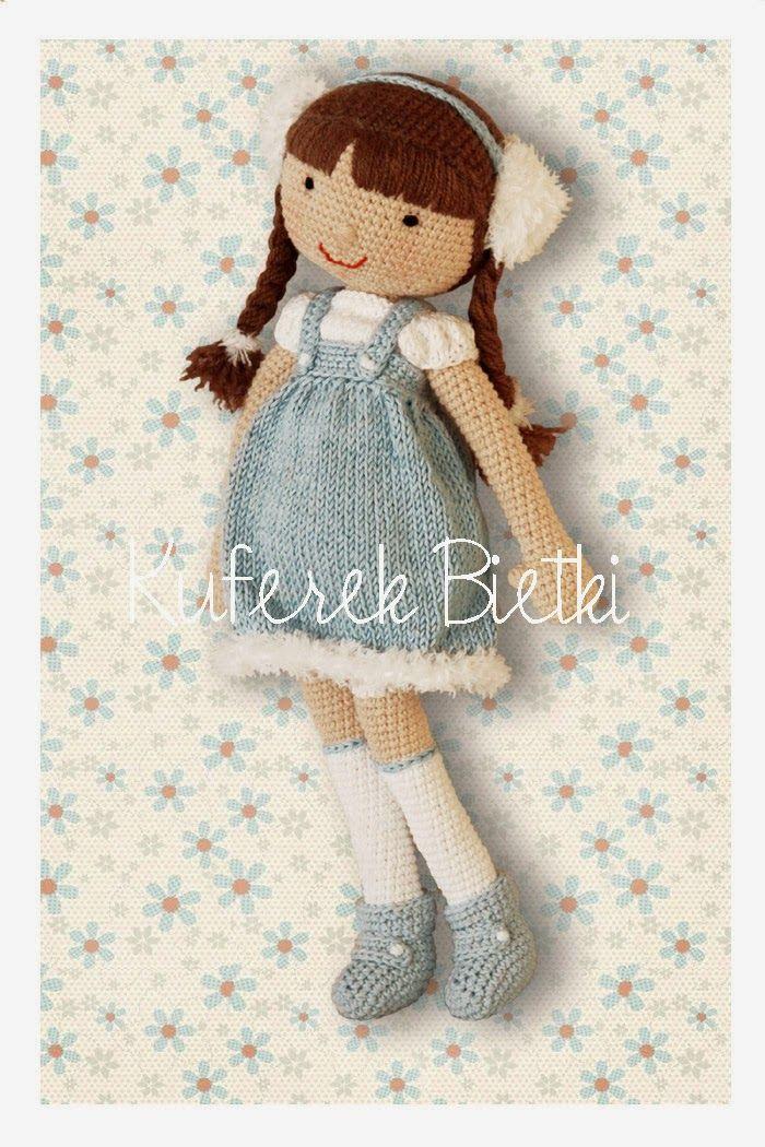 Crochet doll. (Inspiration).