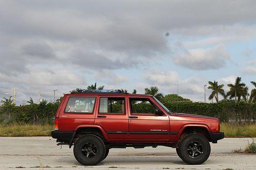 Re 3 5 Super Ride 31x10 5x15 Xj Lift Tire Setup Thread Page