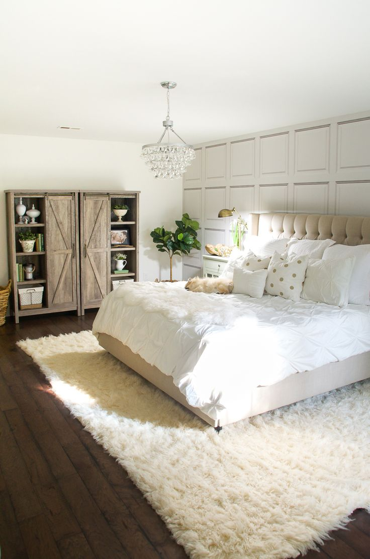 Top 25 best bedroom makeovers ideas on pinterest spare - Images of small bedroom makeovers ...