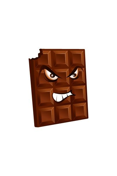 Chocolate Vector Image #chocolate #dentist #vector #vectorpack http://www.vectorvice.com/dental-vector-pack