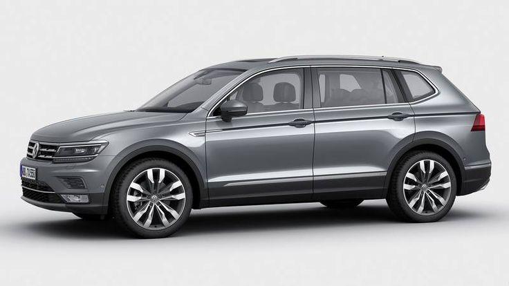 DriveK Italia: offerte e #sconti #Volkswagen #Tiguan Allspace 4x4 offroad