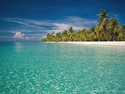 white sand beaches of Morrocoy next time i'm in venezuela!