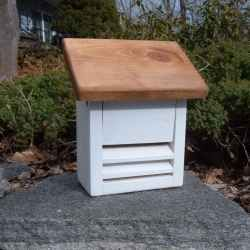 Building a Ladybug House is easy, and combines my gardening and woodworking hobbies into a fun project that everyone with a garden will enjoy....