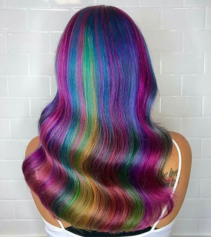 Image result for bright hair color techniques