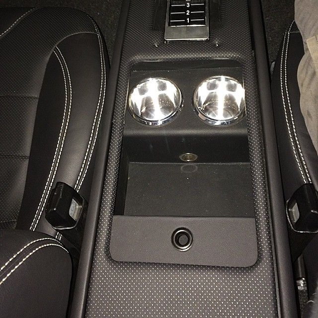 chevelle custom interior console bucket seats