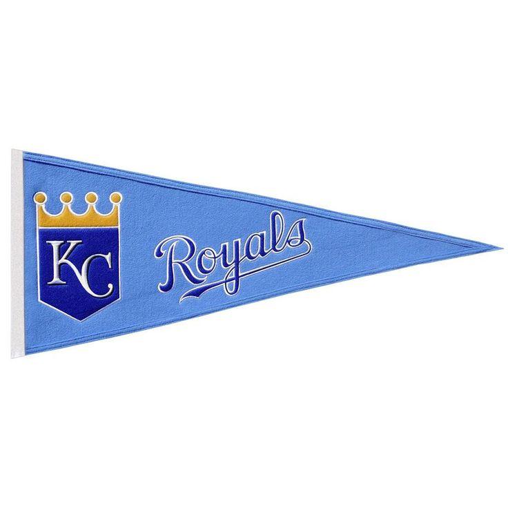 Kansas City Royals MLB Traditions Pennant (13x32)