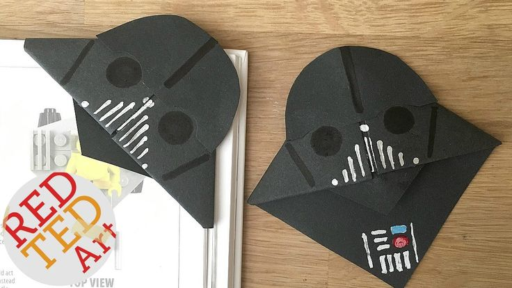 I have had many requests for an easy Star Wars corner bookmark and today, I…
