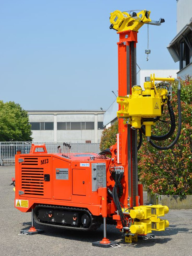 Water Well Drilling Rigs for Sale! http://goo.gl/KHcebp #WaterWell #DrillingRigs