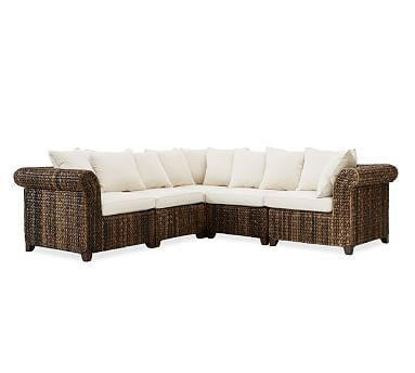 15 best Sofa Sectional Collections Seagrass images on