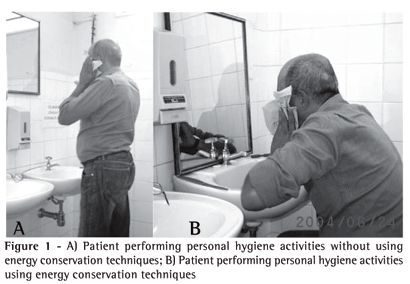 Energy Conservation Handouts for Patients | ... patients with chronic obstructive pulmonary disease: energy