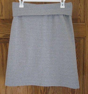 Monkey See, Monkey Do!: Yoga Skirt: The Non-Gathered, Flat-Front Version
