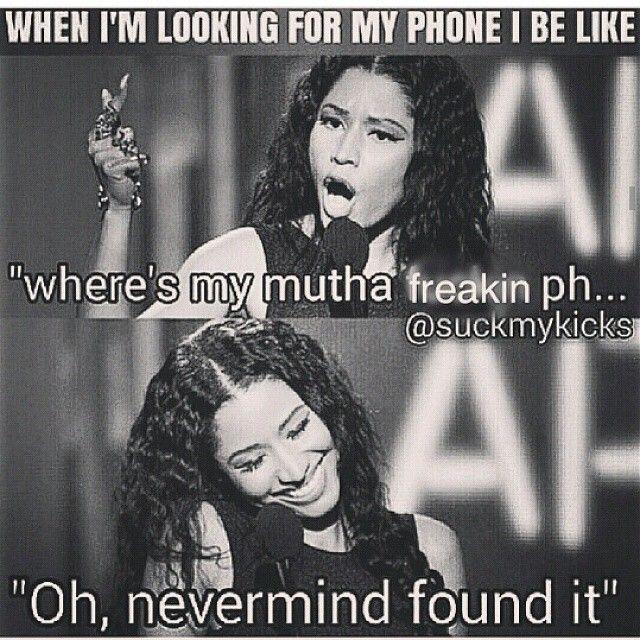 Nicki Minaj memes