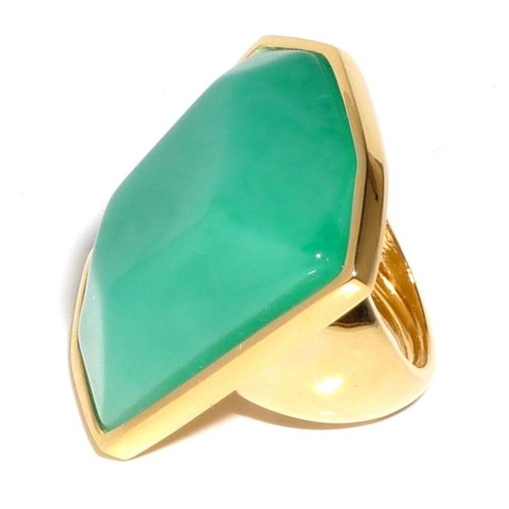 Kenneth Jay Lane Ming Nugget Ring