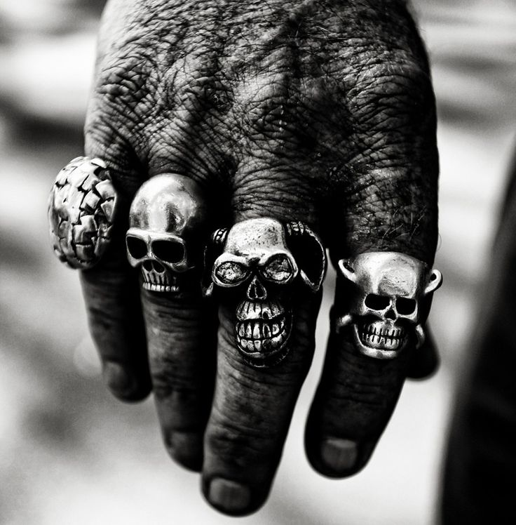 .love this 'skulls'