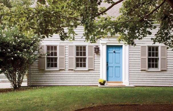Image Result For Tan Vinyl Siding Homes With Shutters