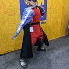 [Self] M. Bison at Wondercon. Psychopower included.