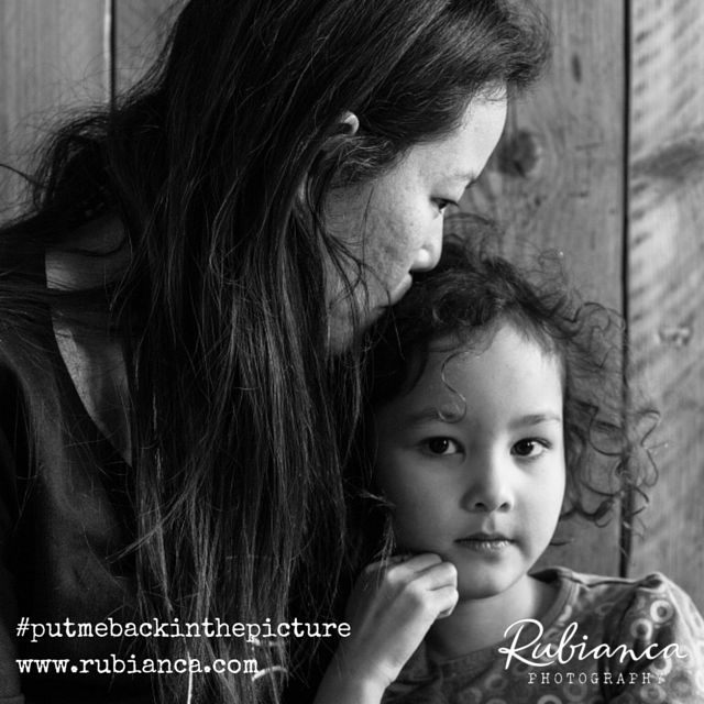 Love this campaign from www.Rubianca.com  Isn't it time you put yourself back in the picture, Mama? http://www.rubianca.com/picture-me/ #putmebackinthepicture