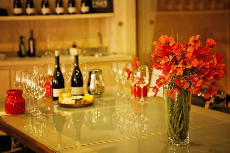 Kingston Family Vineyards - Our tasting room inside the winery where we host guests and where our winemakers choose the Kingston blends