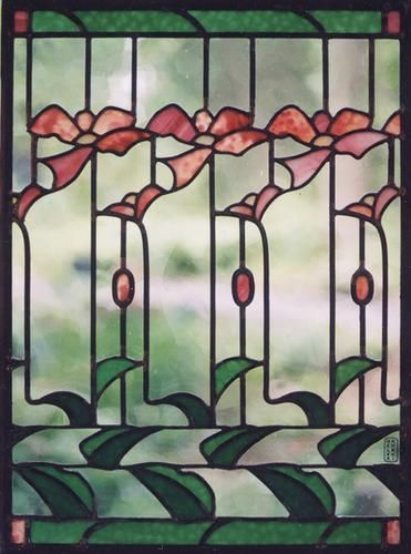 37 best Arts & Crafts Stained Glass images on Pinterest ...