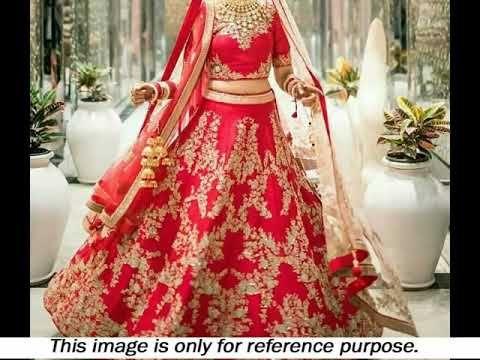 Latest Light Weight Bridal Lehenga Choli Designs   International Fashion...