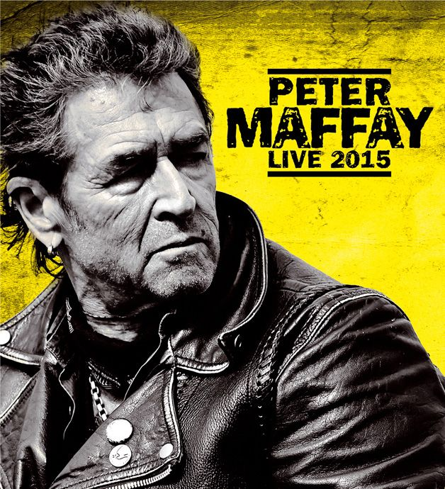 Peter Maffay live open air tour 2015