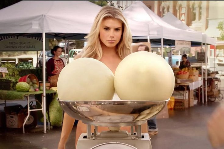 Today's Hottest Woman: Charlotte McKinney For Carl's Jr!