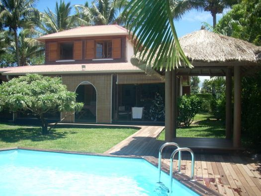 Saint-Benoît, Reunion • Lovely villa with pool in Reunion • VIEW THIS HOME ► https://www.homeexchange.com/en/listing/99410/