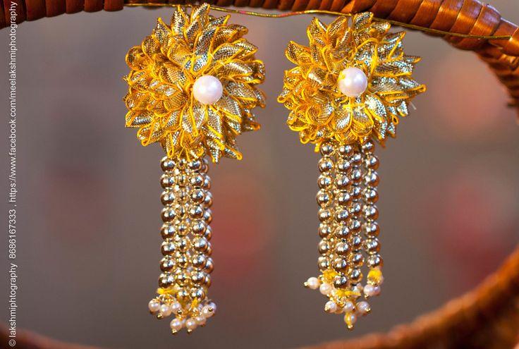 GotaJewellery - Anoo Flower Jewellery
