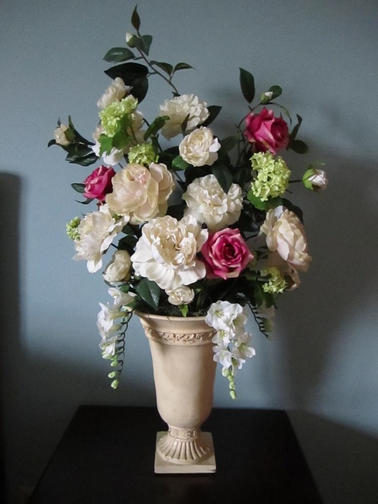 arrangement I made for my wedding