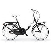 Mbm - Angela 24'' Bicyclette Vélo Pliant Folding Bike