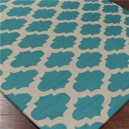 Ironwork Trellis Dhurrie Rug, so expensive but it would be perfect for my living room!!!!!!!