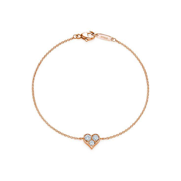 Pulseira Tiffany Hearts™