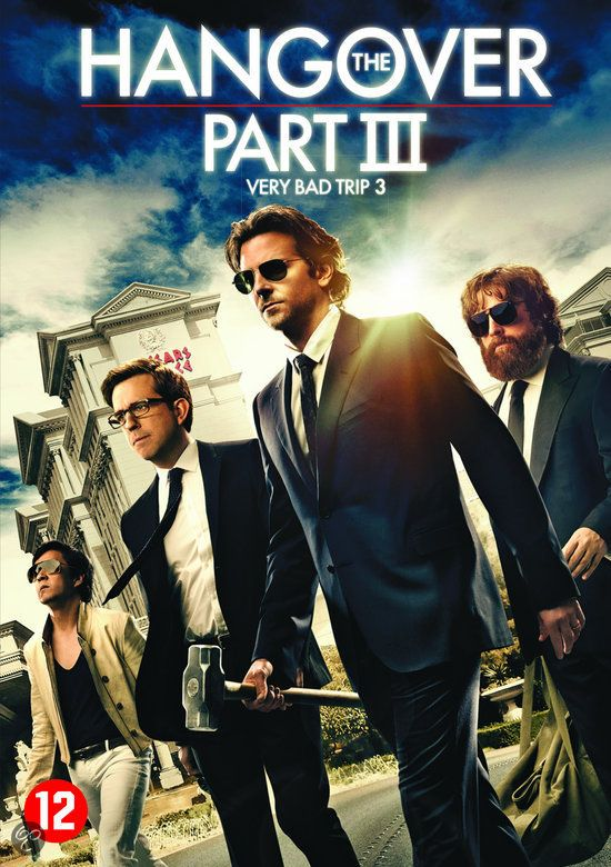 The Hangover Part III-Saw Parts 1 &2 and laughed my butt off. Can't wait to see this one!