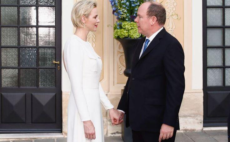 Prinses Charlene en Albert lijken weer happy - Beau Monde