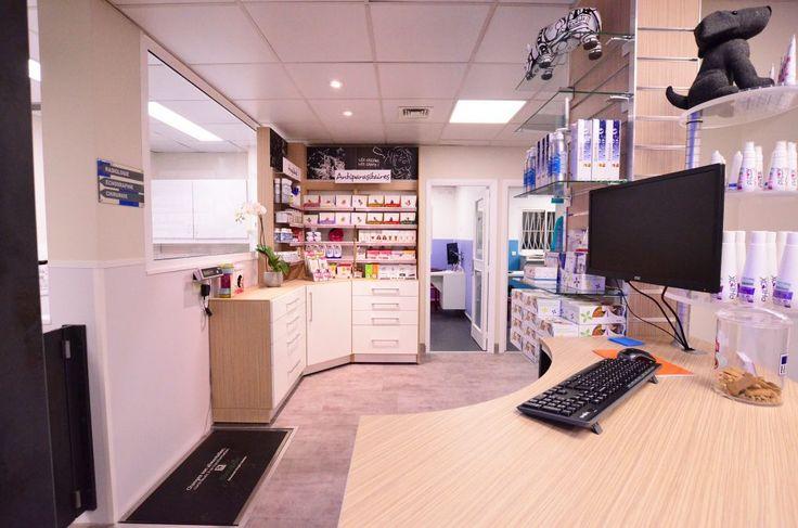 Agencement de la Clinique Vétérinaire RIC & RAC (06) photo 6