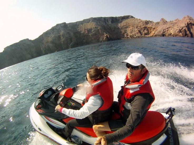 Todo tipo de actividades en Menorca