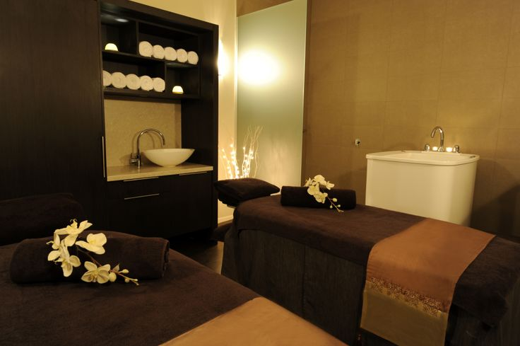 One of our couples treatment rooms